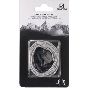 Salomon Quicklace Kit Grey